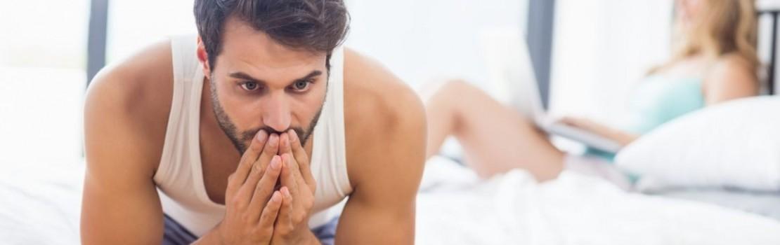 Les troubles de l'érection – quels types connaissons-nous ?