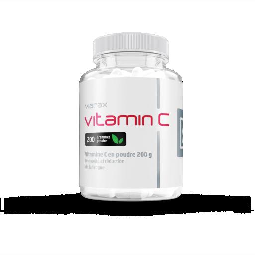 Viarax Vitamine C en poudre