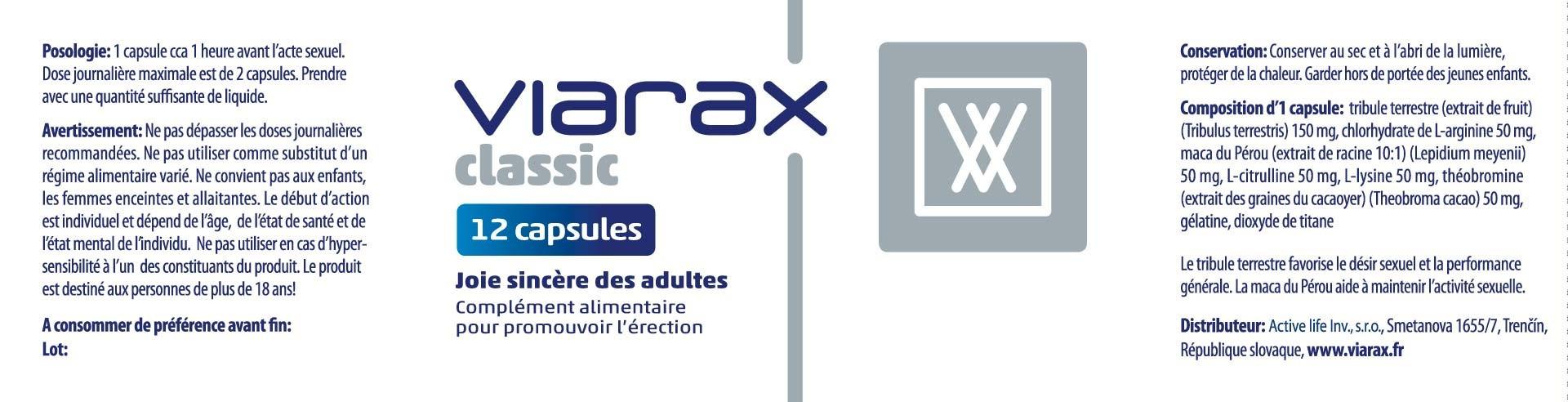 Viarax Classic