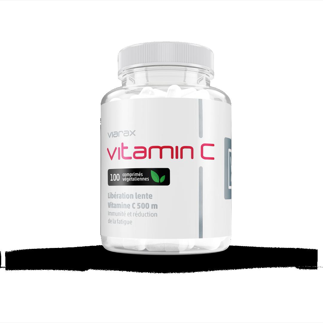 Vitamine C 500mg à libération progressive